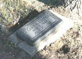 COOPER, GARY H. - Duchesne County, Utah | GARY H. COOPER - Utah Gravestone Photos