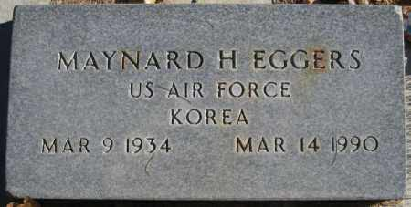 EGGERS (KOR), MAYNARD - Duchesne County, Utah | MAYNARD EGGERS (KOR) - Utah Gravestone Photos