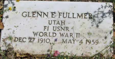 FULLMER, GLENN EUGENE - Duchesne County, Utah | GLENN EUGENE FULLMER - Utah Gravestone Photos