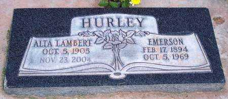 LAMBERT HURLEY, ALTA - Duchesne County, Utah | ALTA LAMBERT HURLEY - Utah Gravestone Photos