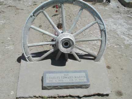 MARTIN, CHARLES EDWARD - Duchesne County, Utah | CHARLES EDWARD MARTIN - Utah Gravestone Photos
