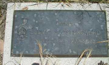 OSTERGAARD, LUDVIG SOFUS - Duchesne County, Utah | LUDVIG SOFUS OSTERGAARD - Utah Gravestone Photos