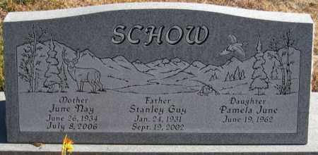 NAY SCHOW, JUNE - Duchesne County, Utah | JUNE NAY SCHOW - Utah Gravestone Photos