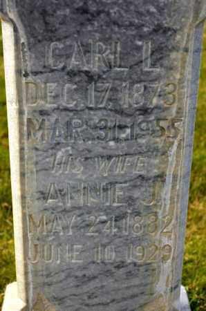 ALBRECHTSEN, CARL LEWIS - Emery County, Utah | CARL LEWIS ALBRECHTSEN - Utah Gravestone Photos