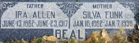 BEAL, SILVA - Emery County, Utah | SILVA BEAL - Utah Gravestone Photos