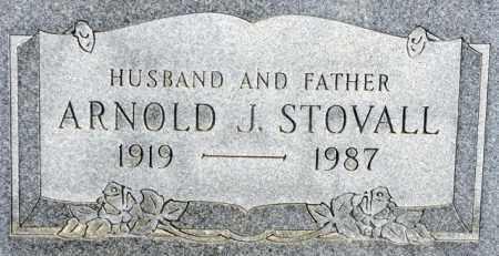 STOVALL, ARNOLD JASPER, JR. - Emery County, Utah   ARNOLD JASPER, JR. STOVALL - Utah Gravestone Photos