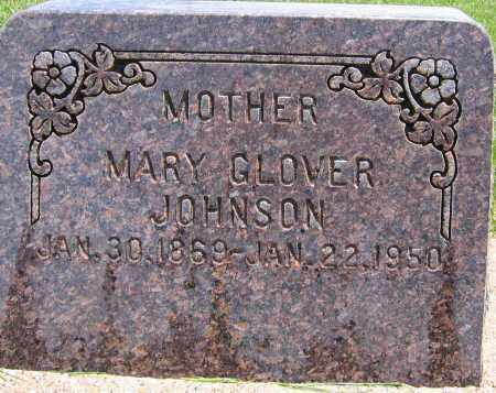 JOHNSON, MARY - Garfield County, Utah | MARY JOHNSON - Utah Gravestone Photos
