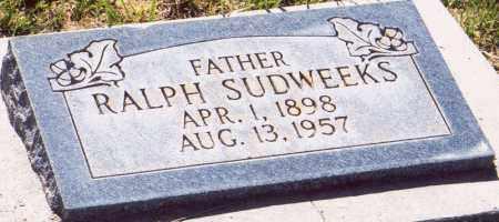 SUDWEEKS, RALPH - Garfield County, Utah | RALPH SUDWEEKS - Utah Gravestone Photos