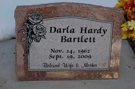 BARTLETT, DARLA - Iron County, Utah | DARLA BARTLETT - Utah Gravestone Photos