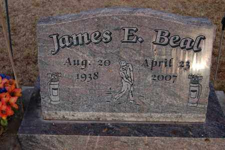 BEAL, JAMES E. - Iron County, Utah | JAMES E. BEAL - Utah Gravestone Photos