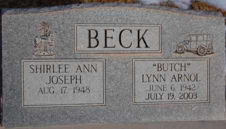 BECK, LYNN ARNOL - Iron County, Utah | LYNN ARNOL BECK - Utah Gravestone Photos