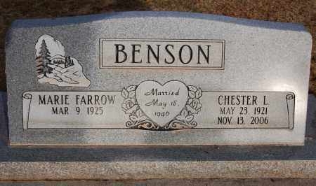 FARROW, MARIE - Iron County, Utah | MARIE FARROW - Utah Gravestone Photos