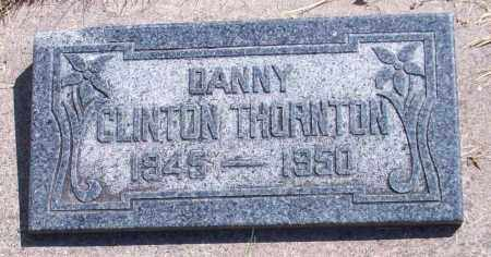 THORNTON, DANNY CLINTON - Iron County, Utah | DANNY CLINTON THORNTON - Utah Gravestone Photos