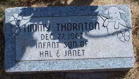 THORNTON, TIMMY - Iron County, Utah   TIMMY THORNTON - Utah Gravestone Photos