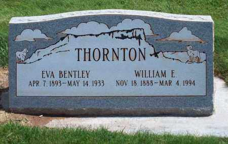 THORNTON, WILLIAM EUGENE - Iron County, Utah | WILLIAM EUGENE THORNTON - Utah Gravestone Photos