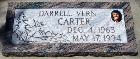 CARTER, DARRELL VERN - Juab County, Utah | DARRELL VERN CARTER - Utah Gravestone Photos