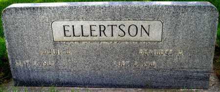 ELLERTSON, BERNIECE H. - Juab County, Utah | BERNIECE H. ELLERTSON - Utah Gravestone Photos