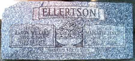 JENKINS ELLERTSON, MARGARET - Juab County, Utah | MARGARET JENKINS ELLERTSON - Utah Gravestone Photos