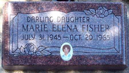 FISHER, MARIE ELENA - Juab County, Utah   MARIE ELENA FISHER - Utah Gravestone Photos
