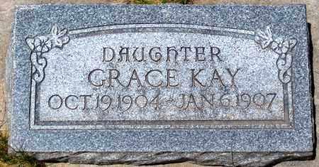 KAY, GRACE - Juab County, Utah | GRACE KAY - Utah Gravestone Photos