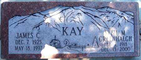 KAY, JAMES C. - Juab County, Utah | JAMES C. KAY - Utah Gravestone Photos