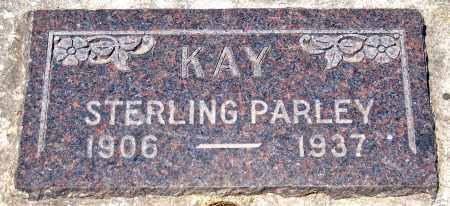 KAY, STERLING PARLEY - Juab County, Utah | STERLING PARLEY KAY - Utah Gravestone Photos