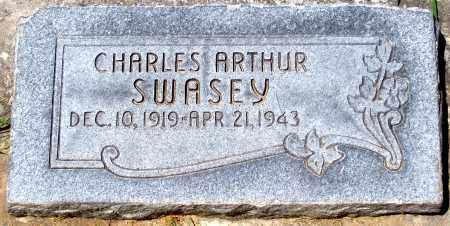 SWASEY, CHARLES ARTHUR - Juab County, Utah | CHARLES ARTHUR SWASEY - Utah Gravestone Photos