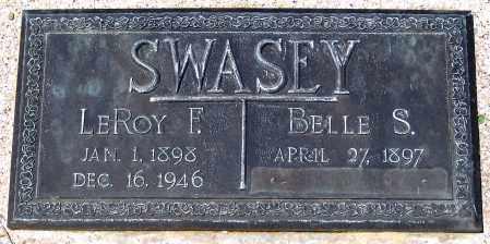 SWASEY, VIOLET BELLE - Juab County, Utah | VIOLET BELLE SWASEY - Utah Gravestone Photos