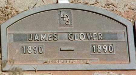 GLOVER, JAMES - Kane County, Utah | JAMES GLOVER - Utah Gravestone Photos
