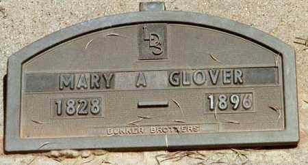 ATHERTON, MARY - Kane County, Utah | MARY ATHERTON - Utah Gravestone Photos