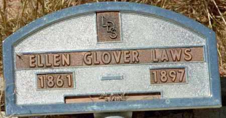 GLOVER LAWS, ELLEN - Kane County, Utah | ELLEN GLOVER LAWS - Utah Gravestone Photos