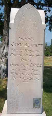 BENNETT, JOHN - Millard County, Utah | JOHN BENNETT - Utah Gravestone Photos