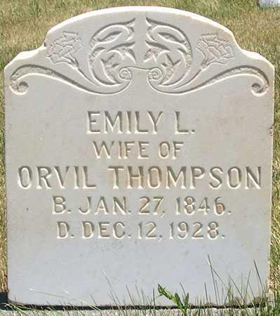 SNYDER, EMILY LYDIA - Millard County, Utah | EMILY LYDIA SNYDER - Utah Gravestone Photos
