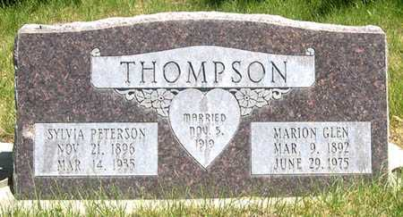 THOMPSON, SYLVIA ANN - Millard County, Utah | SYLVIA ANN THOMPSON - Utah Gravestone Photos