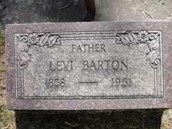 BARTON, LEVI - Piute County, Utah   LEVI BARTON - Utah Gravestone Photos
