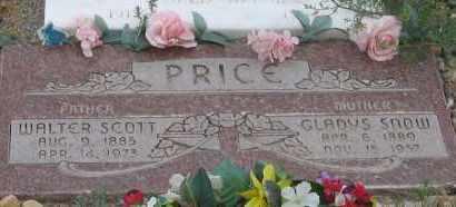 PRICE, WALTER SCOTT - Piute County, Utah | WALTER SCOTT PRICE - Utah Gravestone Photos