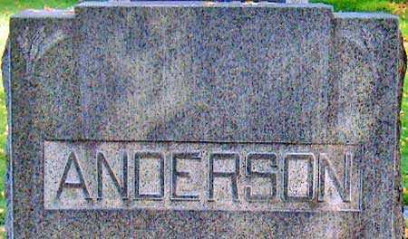 ANDERSON, FAMILY - Salt Lake County, Utah | FAMILY ANDERSON - Utah Gravestone Photos