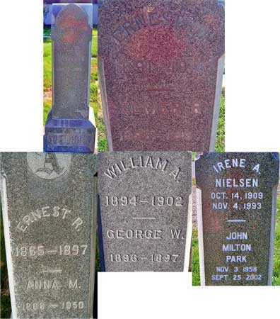 PARK, JOHN MILTON - Salt Lake County, Utah | JOHN MILTON PARK - Utah Gravestone Photos