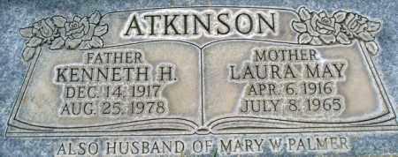ATKINSON, LAURA MAY - Salt Lake County, Utah | LAURA MAY ATKINSON - Utah Gravestone Photos