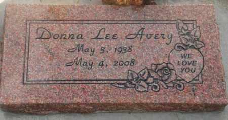 AVERY, DONNA LEE - Salt Lake County, Utah   DONNA LEE AVERY - Utah Gravestone Photos