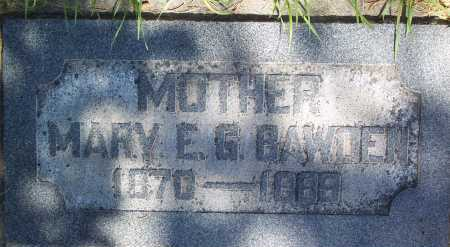 GERBER, MARY EMMERETTA - Salt Lake County, Utah   MARY EMMERETTA GERBER - Utah Gravestone Photos