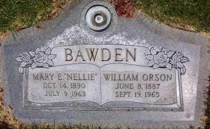 BARKER, MARY ELLEN - Salt Lake County, Utah   MARY ELLEN BARKER - Utah Gravestone Photos