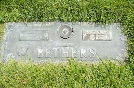 BETHERS, RICHARD AFTON - Salt Lake County, Utah | RICHARD AFTON BETHERS - Utah Gravestone Photos