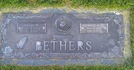 NEEL BETHERS, HAZEL GLADYS - Salt Lake County, Utah | HAZEL GLADYS NEEL BETHERS - Utah Gravestone Photos
