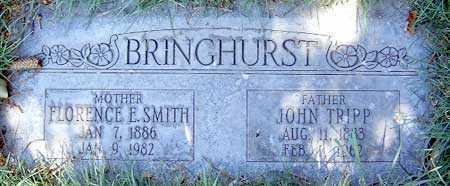 SMITH, FLORENCE ELIZABETH - Salt Lake County, Utah | FLORENCE ELIZABETH SMITH - Utah Gravestone Photos