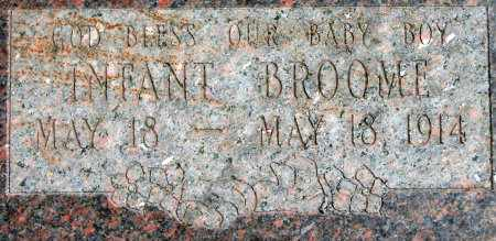 BROOME, INFANT MALE - Salt Lake County, Utah | INFANT MALE BROOME - Utah Gravestone Photos