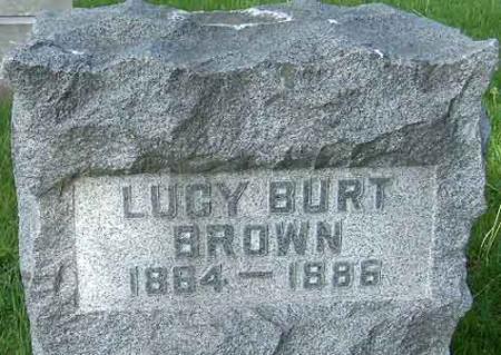 BROWN, LUCY - Salt Lake County, Utah   LUCY BROWN - Utah Gravestone Photos