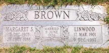 SPENCER BROWN, MARGARET ANN - Salt Lake County, Utah | MARGARET ANN SPENCER BROWN - Utah Gravestone Photos