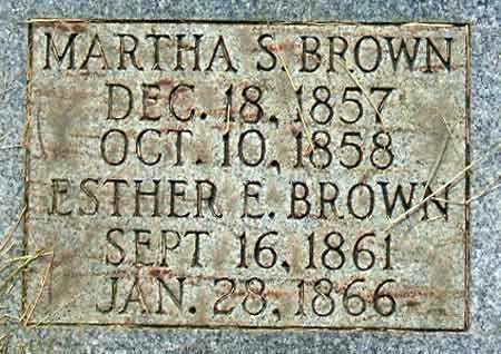 BROWN, MARTHA SALINA - Salt Lake County, Utah | MARTHA SALINA BROWN - Utah Gravestone Photos