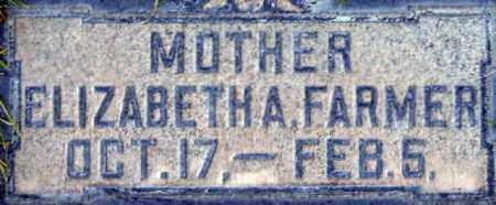 FARMER BUTTERFIELD, ELIZABETH ANN - Salt Lake County, Utah | ELIZABETH ANN FARMER BUTTERFIELD - Utah Gravestone Photos